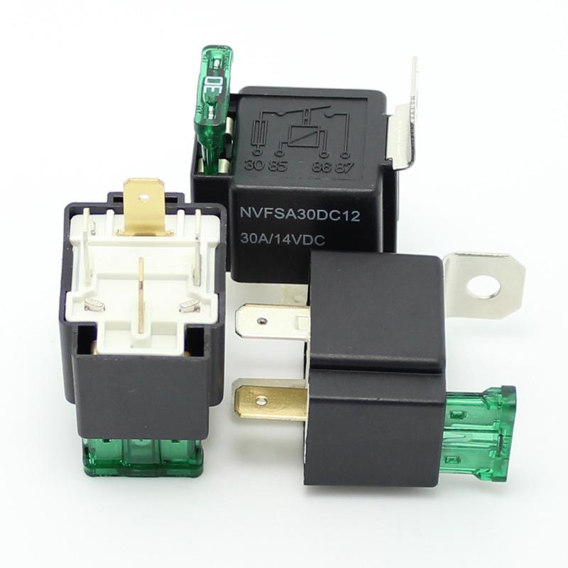 Aliexpress Com   Buy 20pcs 30 Amp Fuse On  Off Relay  4 Pin
