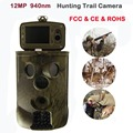 New 12MP Infrared Hunting Camera Night Vision Trail Scouting Camera IR LED 940nm 2 36 inch