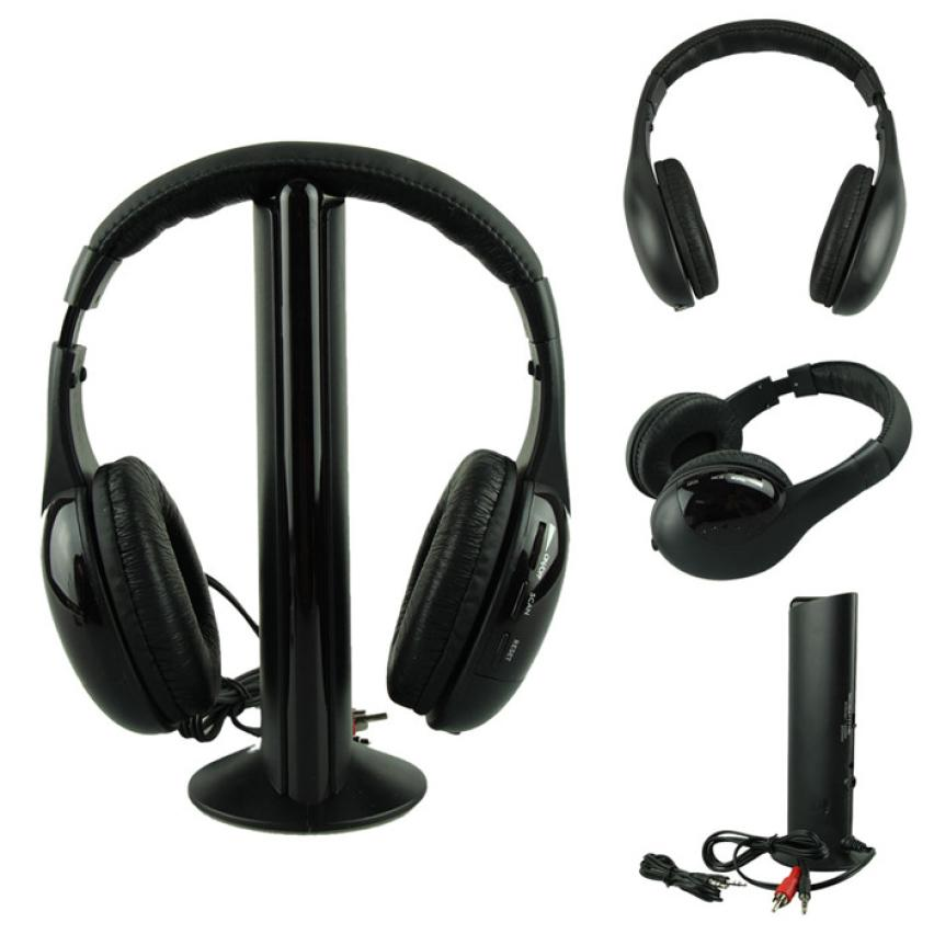 beautiful gift new fashion 5in1 wireless headphone casque. Black Bedroom Furniture Sets. Home Design Ideas