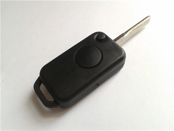 1 шт. ключ для mercedes benz 1 пуговица перевёрнутый ключ раковина 2 след нет logo