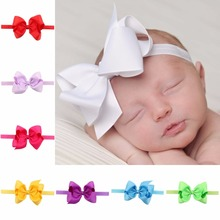infant baby hair bows newborn hair bow child hair bands hairbow Toddler hairbands