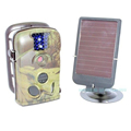 Free Shipping LTL Acorn 940nm LED LTL 5210A Game Hunting Scouting Trail Camera 7V Solar Charger