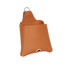 Автомобильный Стайлинг 1X Автомобильный кожаный карман для мобильного телефона, аксессуары, воздушная розетка, сумка для хранения для Audi a3 a4...(Китай)