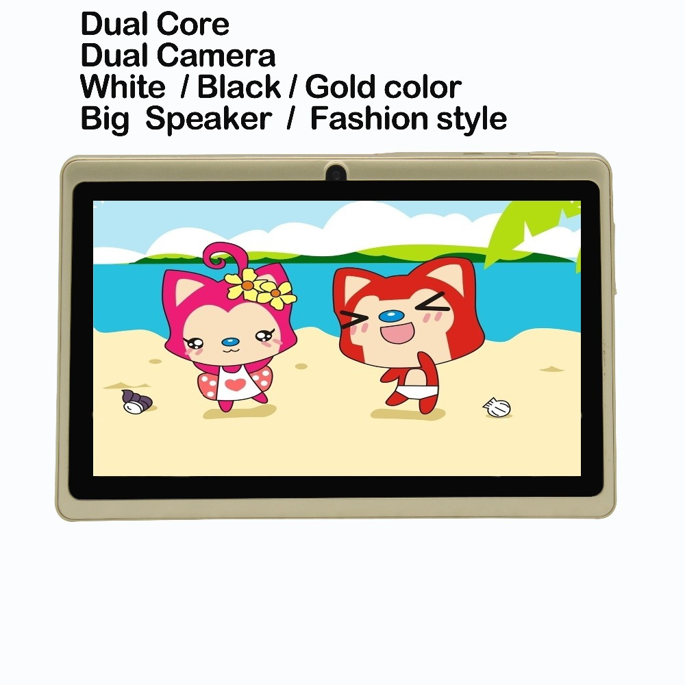 Big speaker Strengthen Volume 7 inch Android Tablet pc 512 Rom 8GB Ram Dual Camera Quad