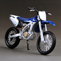 YMH YZ450F Off Road motorcycle model 1 12 scale metal diecast models motor bike miniature race
