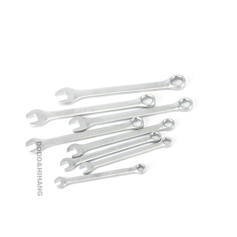 the key mini combination wrench set spanners auto repair hand tools wrench Chrome Vanadium chave catraca herramientas