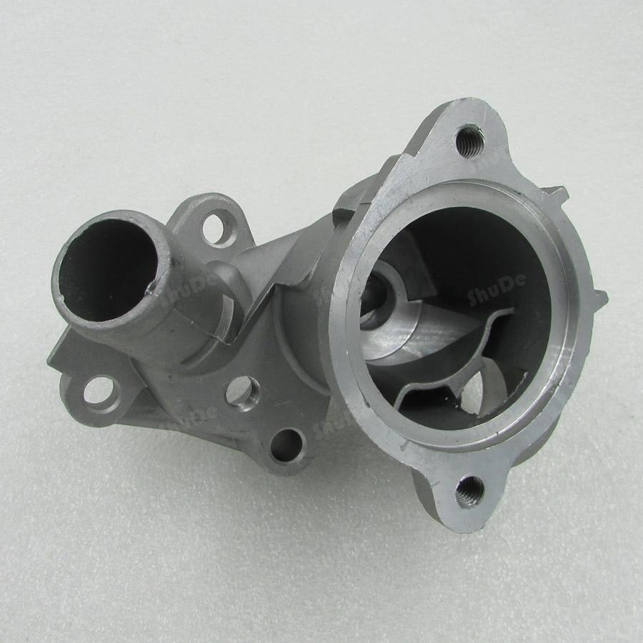 For BYD F3R G3 F3 thermostat housing MITSUBISHI engine