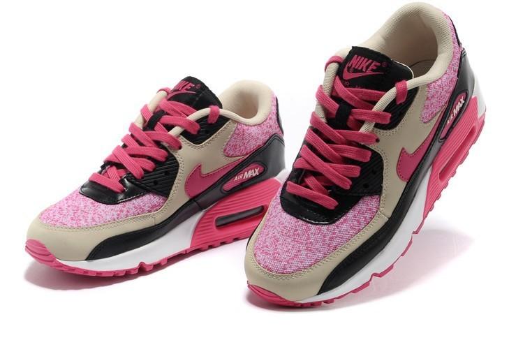 newest 79cc0 87305 Nike Air Max 90 Womens Sail Pink Force Birch
