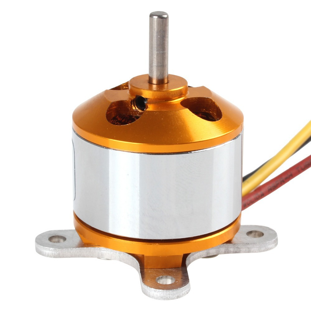 A2212 1000KV Brushless Outrunner Motor For Airplane Aircraft Quadcopter