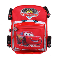 Good Quality 3D car Backpack School bag Children Anti lost Backpack Character Car styling Backpacks For