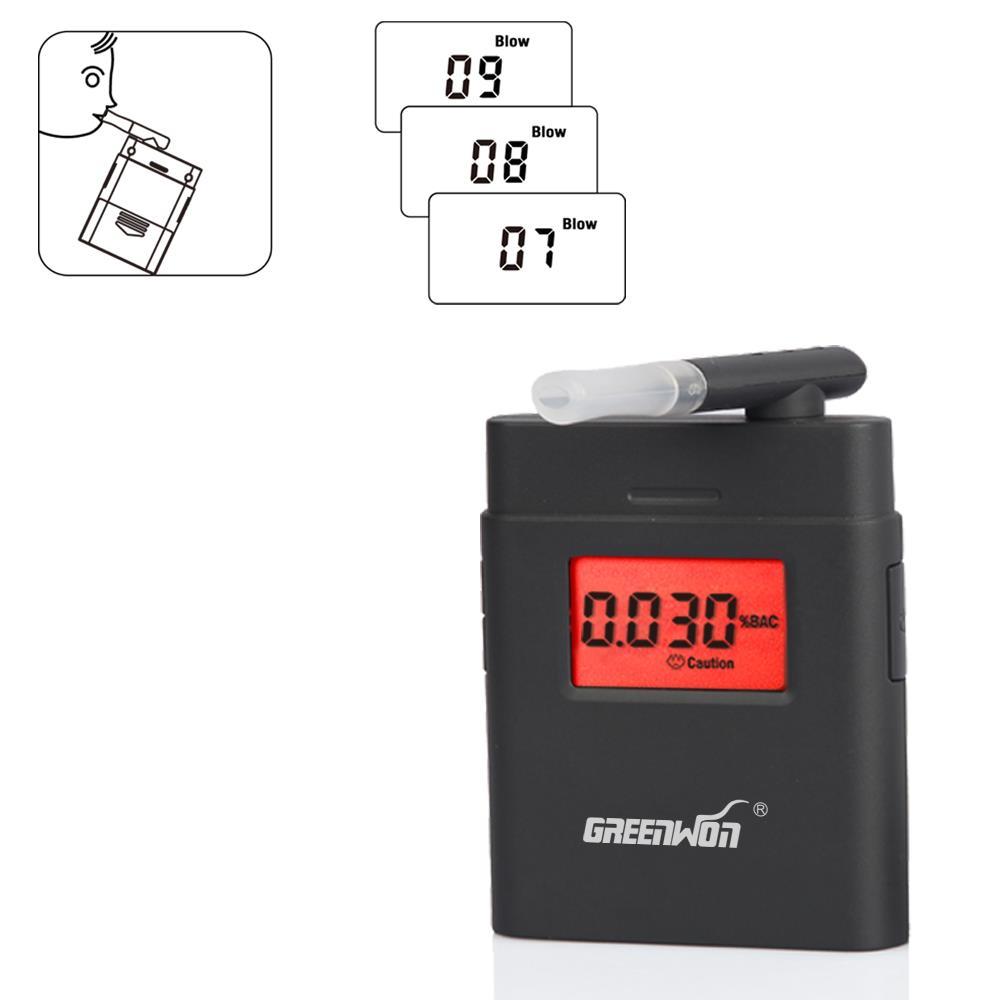 2016 бесплатная доставка последний патент для тестер спирта - 838 полиция числа и вращаться на 360 градусов удар рта алкоголя в выдыхаемом воздухе тестер