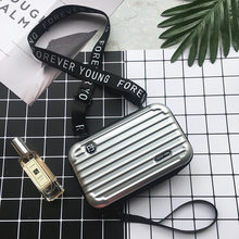 Женские роскошные сумки, дизайнерские сумки для женщин 2019, модная маленькая сумка для багажа, женский клатч известного бренда, несколько цв...(Китай)