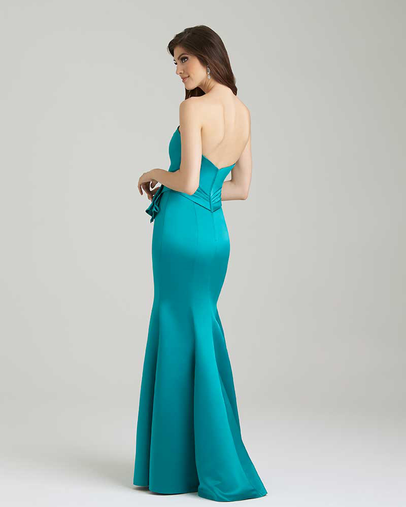 Popular Strapless Turquoise Dress-Buy Cheap Strapless ...