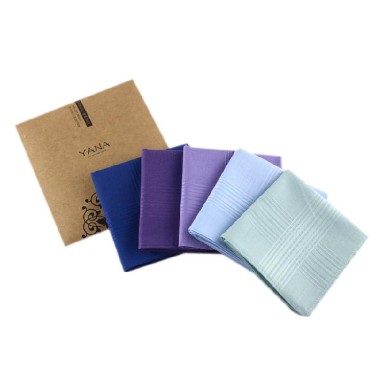 Sweat Towels Sign: -Martha-Ms-elegant-plain-cotton-handkerchief-high-quality
