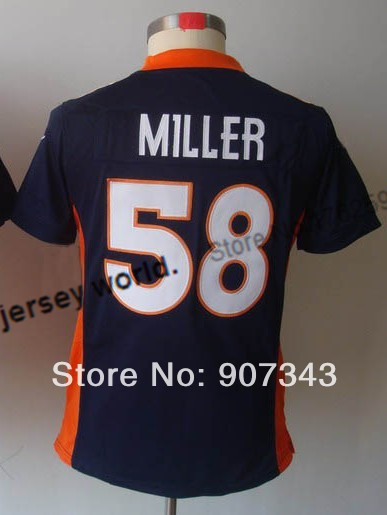 buy popular ad15e 950f4 Popular Von Miller Jersey-Buy Cheap Von Miller Jersey lots ...