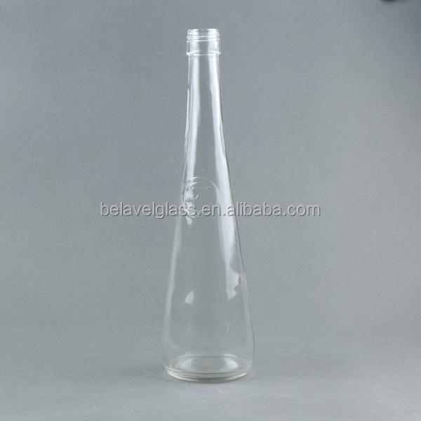 Decorative Vegetable Jars: 500ml Empty Decorative Vinegar Bottles With Vegetables