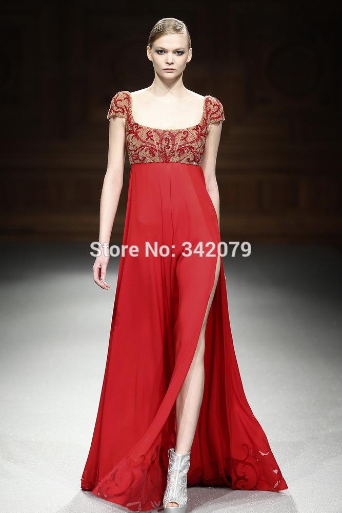 Pregnant Evening Dress 66