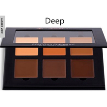 Anastasia Beverly Hills Contour Cream Kit Palette 6 Colors