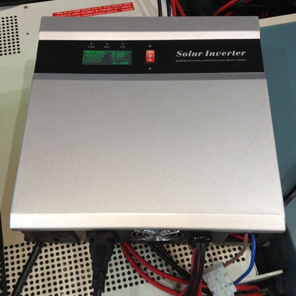 Solar System Small Inverter 660w 800w 1440w Solar Home