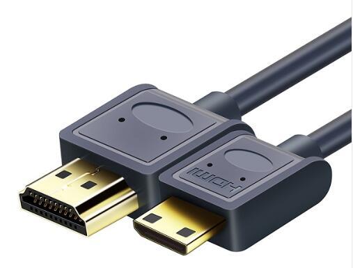 CABLETIME HDMI к Mini HDMI кабель 4k 2,0 60 Гц M/M Премиум HDMI высокоскоростной мини HDMI кабель 3D для HDTV ПК планшета PS4 XBox C126(Китай)