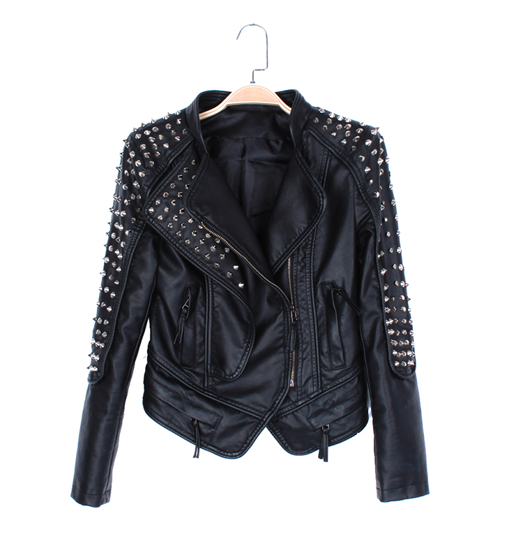 Online Buy Wholesale punk rock jacket from China punk rock ...