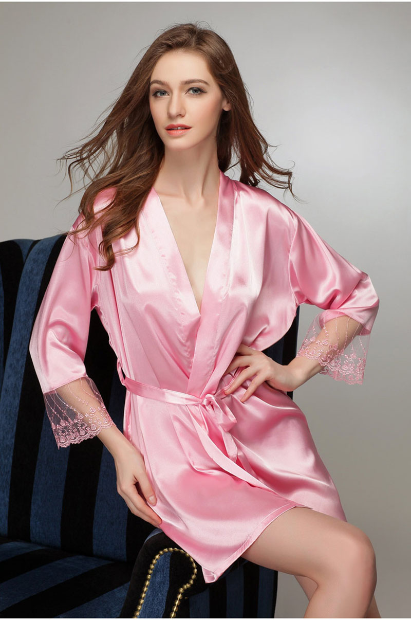Sexy Lingerie Robe 36