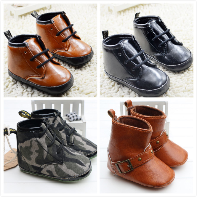 Wholesale Fashion Many Styles Elegant Baby First Walkers Infant Kid Footwear Brand Baby Shoes