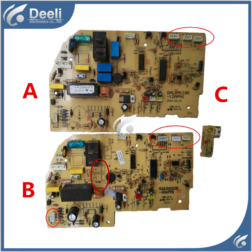 air conditioner circuit board reviews online shopping. Black Bedroom Furniture Sets. Home Design Ideas