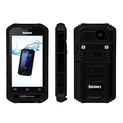Мобильный телефон Discovery V6 V6 V6 +: MTK6572 4.0 3G Android