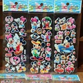 Exquisite cartoon stickers bubble stickers 3 d notebook mobile computer sticker toys