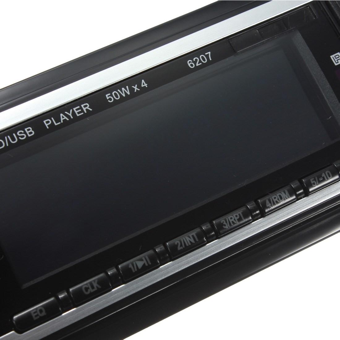 Автомобиль аудио стерео в-dash музыка mp3-плеер радио FM / USB / SD / AUX / MMC вход приёмник