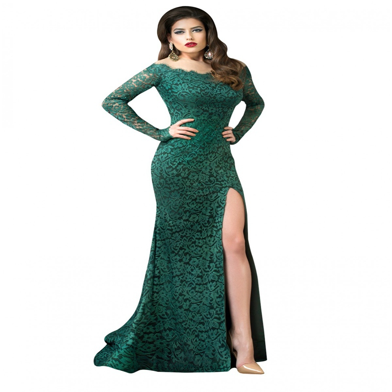 hunter green dresses - photo #21