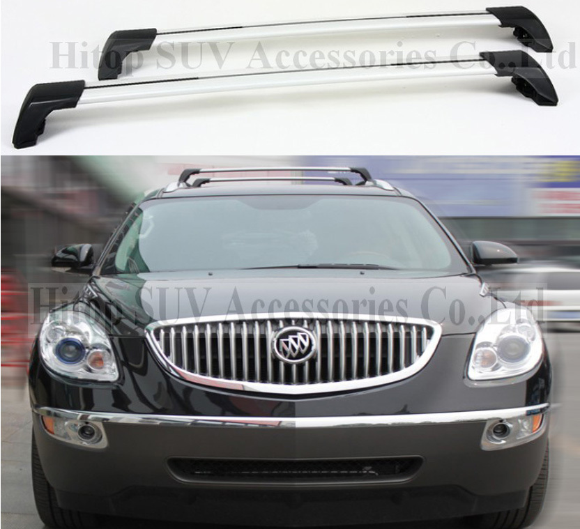 Aliexpress Com Buy Enclave Roof Rack Roof Rail Roof Bar