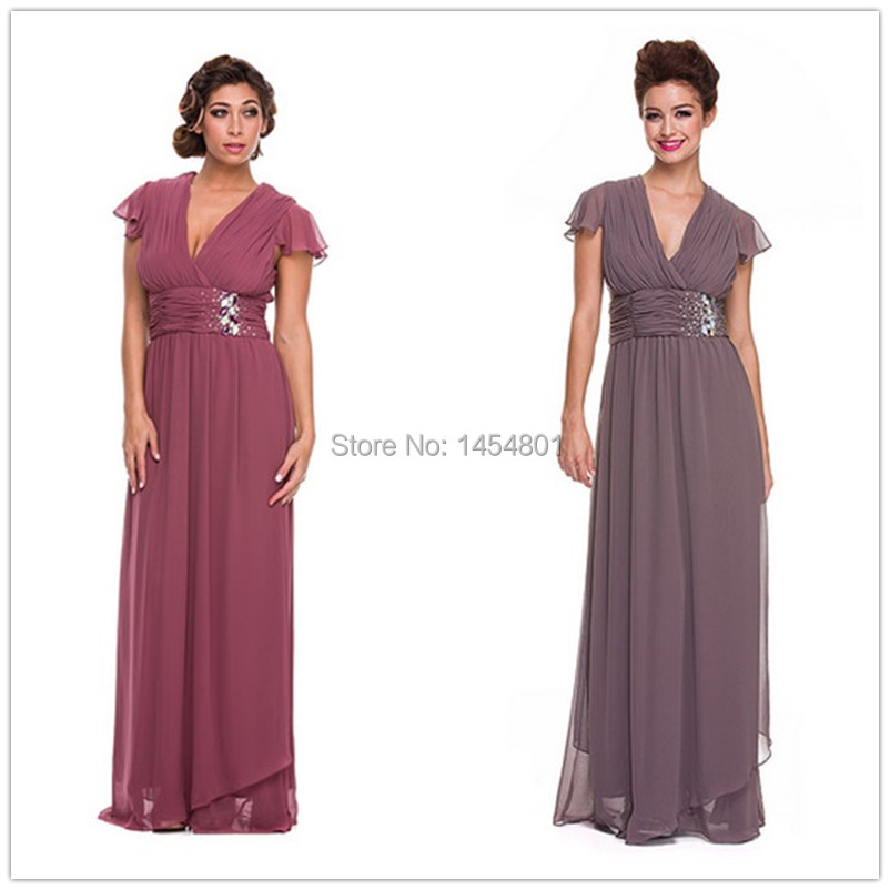 Unusual Mother Of The Bride Dresses: Elegant Long Mother Of The Bride Dresses 2014 Winter