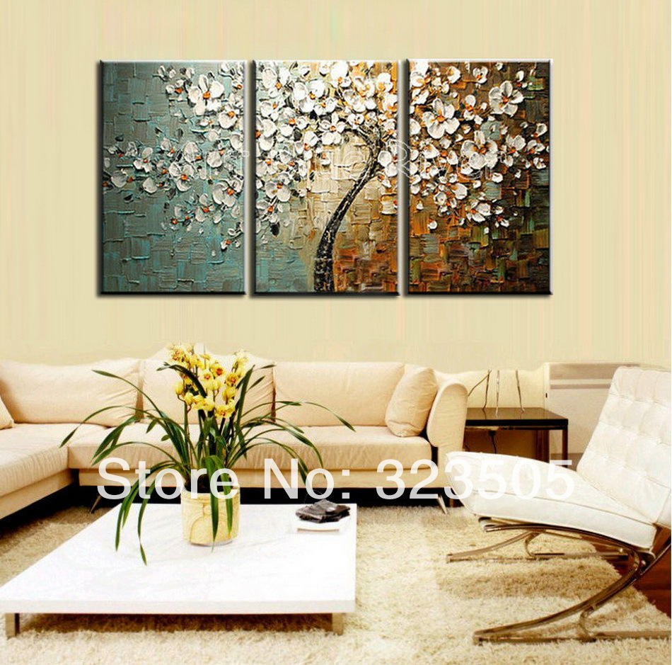 Aliexpress.com : Buy 3 piece canvas wall art Modern ...