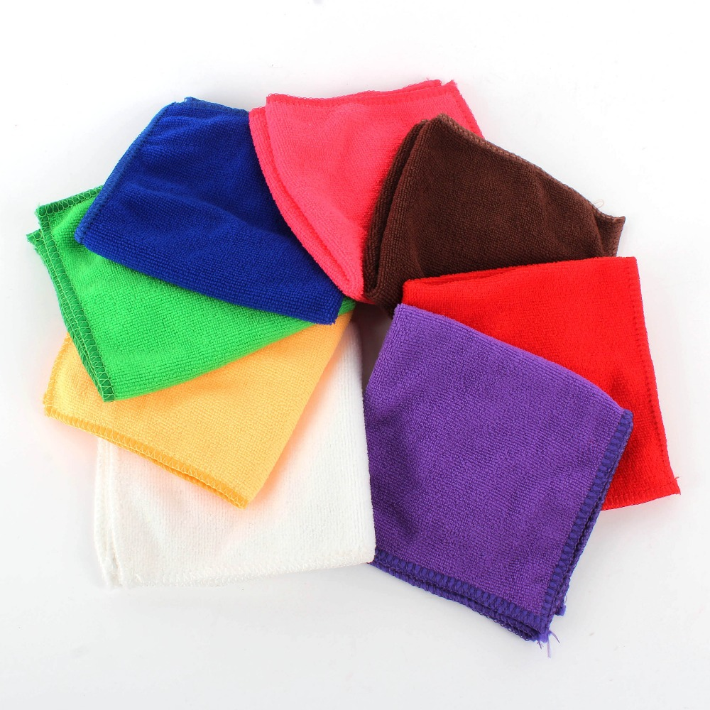 Microfiber Dish Rags: Lint Free Cloth Promotion-Shop For Promotional Lint Free