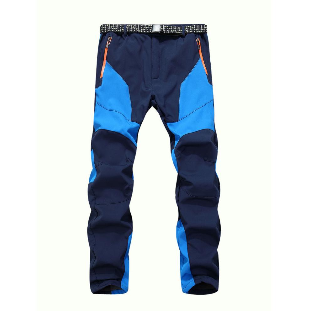 winter men warm softshell fleece pants skiing snowboard. Black Bedroom Furniture Sets. Home Design Ideas