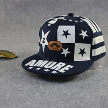 2016 Limited Print New Fashion Casual Children Snapback Caps Child Printing Bone Gorras Hip Hop Adjustable
