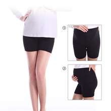 Pregnant safety pants Xiamo Lauderdale pregnant women leggings thin adjustable pregnant women pants spring and summer