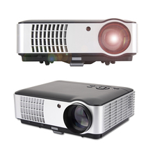 Rigal RD-806 HDMI 2800 Lumens color and White Brightness 1080p Home Theater Projector