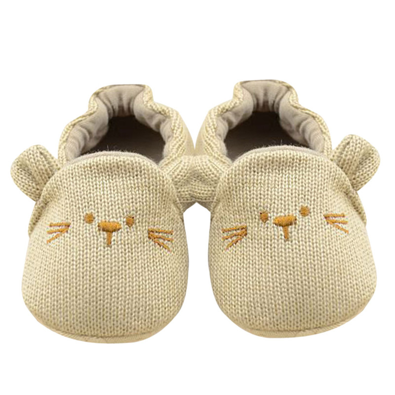 0 18M Autumn Summer Baby Shoes Girls First Walkers Newborn Crib Shoes for Baby Shoes LD789
