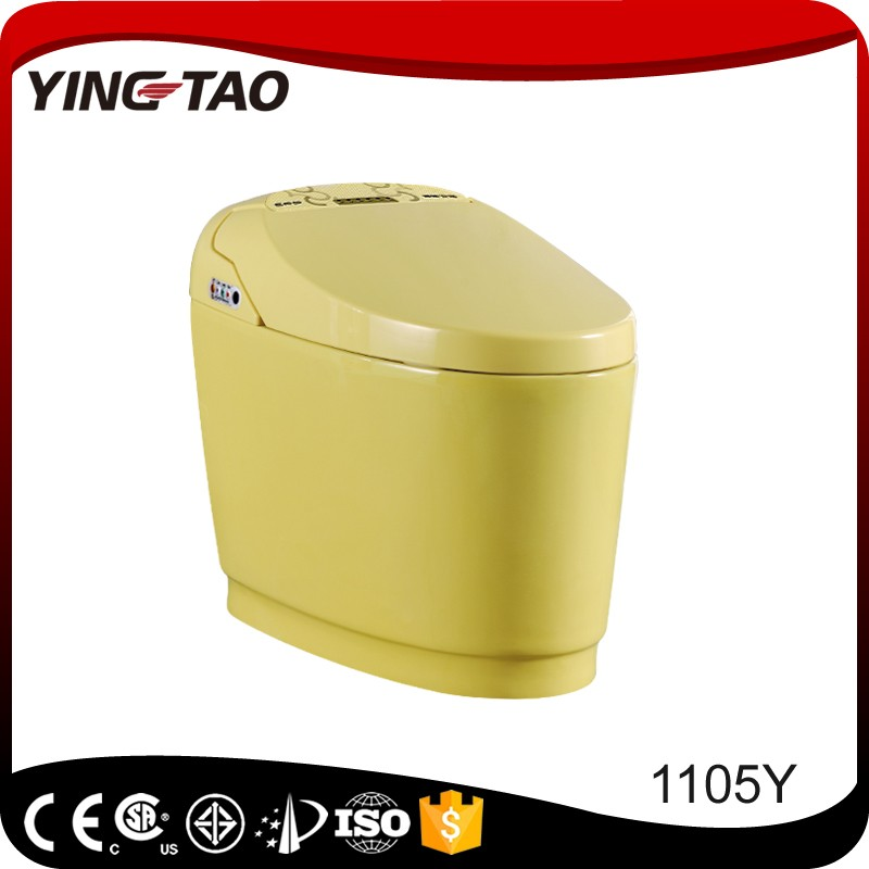 Smart Savingwater Warm Washing Chemical Toilets For Sale