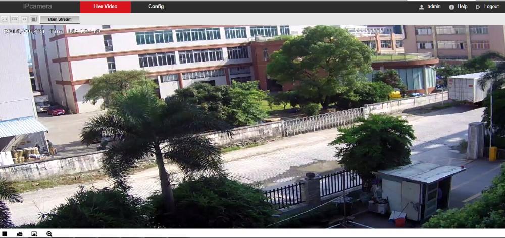 Cantonk h.264 o<em></em>nvif ip камера 3.2mp открытый купольная камера Оптовая продажа, изготовление, производство