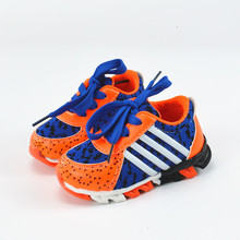 2016 spring sutumn child baby sneakers shoes for boys girls lace soft bottom sneakers sports shoes baby toddler  shoes