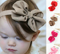 5pcs Ebay Wish Hot Sell Toddler Girl Love Bows Headband Kids Hair Accessories Children Hair bands