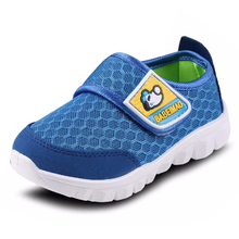 2016 spring models shoes mesh children shoes boys girls baby children casual sports shoes breathable