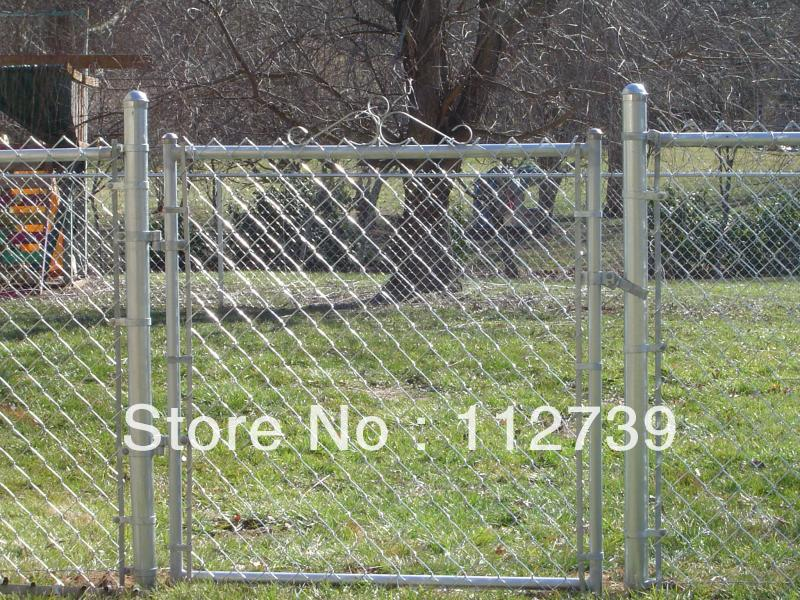 High Quality Low Price Used Chain Link Fence Factory