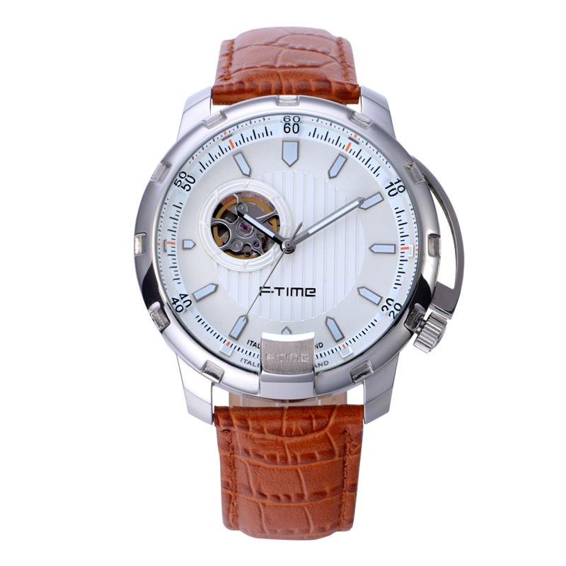 Ftime watch Italian Automatic watch men luxury brand sport