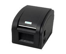 High quality Qr code sticker printer barcode printer Thermal adhesive label printer clothing label printer XP-360B