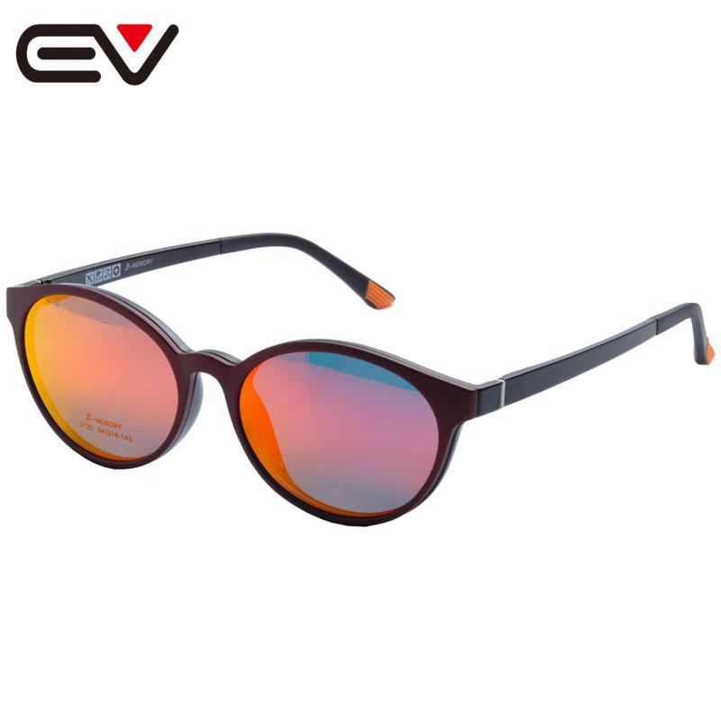 dd89a69d9bd Fashion Glasses Frame Magnetic Polarized Sunglasses Clip Myopia Driving Glasses  Polarized .